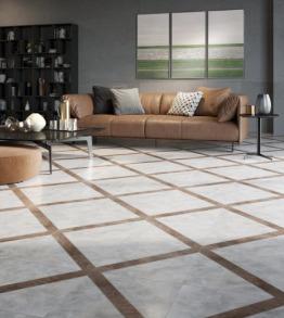 Плитка для підлоги VENETO світло-сіра 43х43 172 071. Фото 2