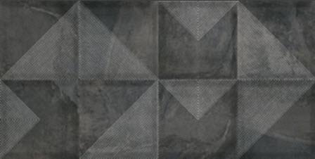 Плитка керамічна SLATE NERO DECOR 30х60 (стіна)