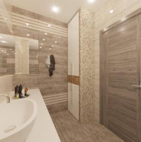 Плитка керамічна для стіни COLTER SAND 28х85 . Фото 2