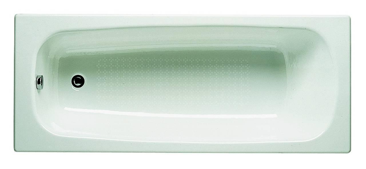 Ванна чавунна ROCA CONTINENTAL 170*70